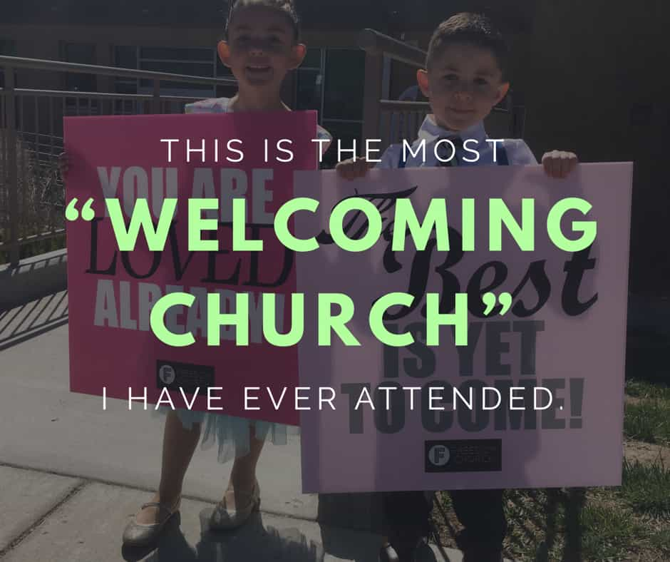 A Welcoming Church